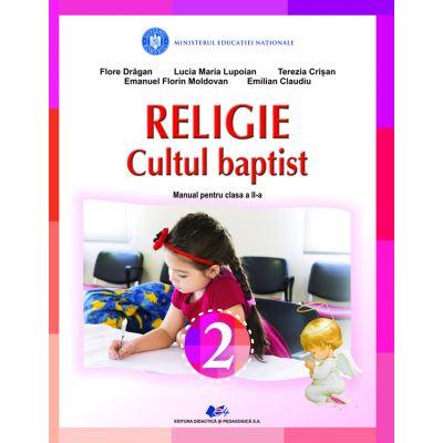 RELIGIE-CULTUL BAPTIST-Manual pentru clasa a II-a