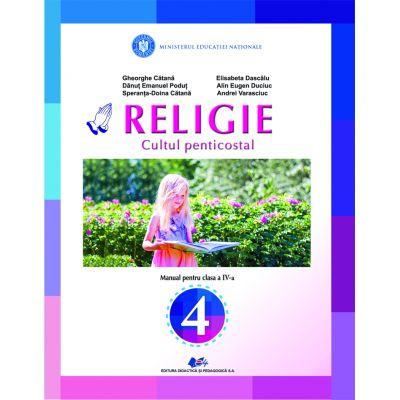 RELIGIE-CULTUL PENTICOSTAL-Manual pentru clasa a IV-a