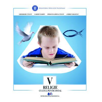 RELIGIE-CULTUL PENTICOSTAL-Manual pentru clasa a V-a