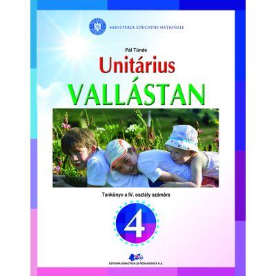 RELIGIE-CULTUL UNITARIAN-Manual pentru clasa a IV-a