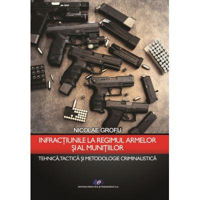 Infracțiunile la regimul armelor și al munițiilor