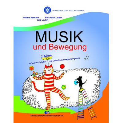 MUZICĂ ȘI MIȘCARE-Manual pentru școlile si secțiile cu predare in limba germană - clasa a II-a