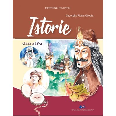 ISTORIE-Manual pentru clasa a IV-a