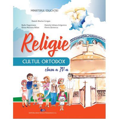 RELIGIE-CULTUL ORTODOX-Manual pentru clasa a IV-a